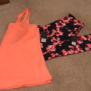 Old Navy Activewear Set